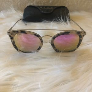 Used diff sunglasses with case